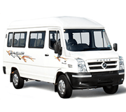 Tempo Traveller on Rent in Pune