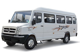 Hire Tempo Traveller in Pune, 13, 14, 17, 20 Seater Travel - Tempo Traveller Rental